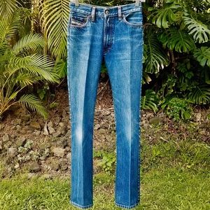 Diesel Industry Jeans Made in Italy Sz 27 Like New